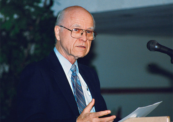 The Late Dr. Ralph Winter
