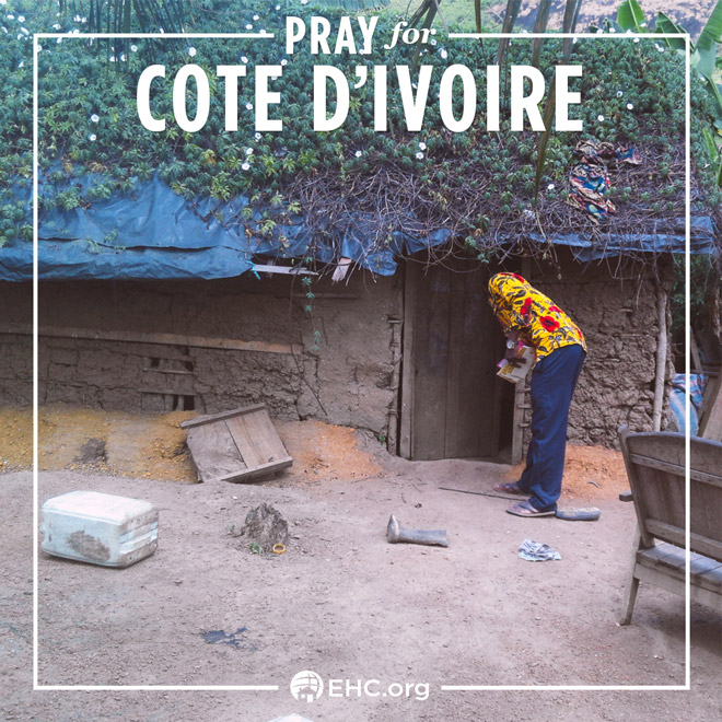 Every Home for Christ | Pray for Cote d'Ivoire