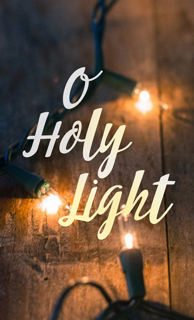 O Holy Light Engager Cover