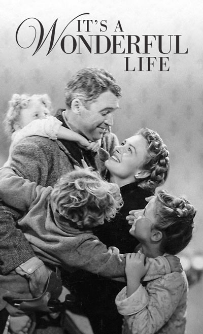 It's A Wonderful Life Engager Cover