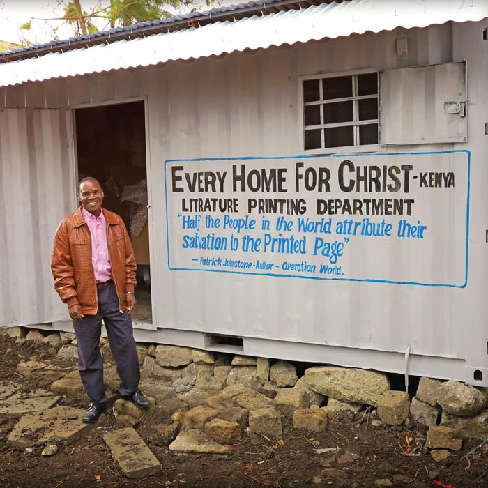 Every Home for Christ | Publish for all